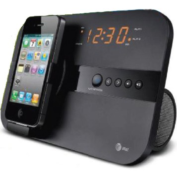 uSpin Music Dock for Apple iPhone and iPod - OPEN BOX