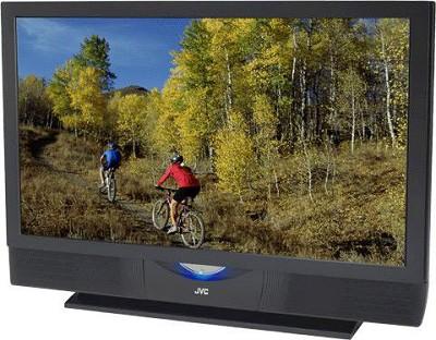 HD-61Z585 HD-ILA 61` HDTV LCoS Rear Projection TV (Black)