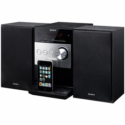 CMTFX300I - Micro Hi-Fi Shelf System