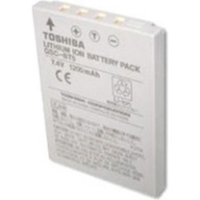 GSC-BT5 1200mAh Lithium Battery for Toshiba gigashot Camcorders