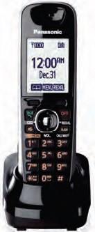 KX-TGA750B Additional Digital Cordless Handset