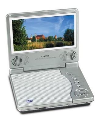 D1812 Portable DVD Player