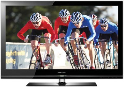 LN40B750 - 40` High-definition 1080p 240Hz LCD TV with USB 2.0 Movie - Open Box