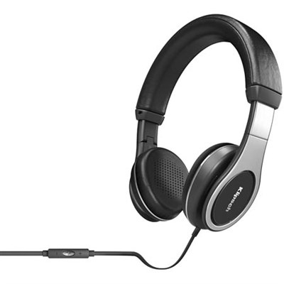 Reference On-Ear Headphones - Black (1060417)