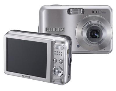Finepix A150 10MP 3x Optical Zoom 3` LCD Digital Camera (Silver)