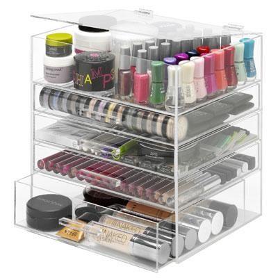 5Tier Acrylic Cosmetic Organiz