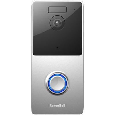 RemoBell WiFi Video Doorbell (Night Vision, 2-Way Audio) (OPEN BOX)