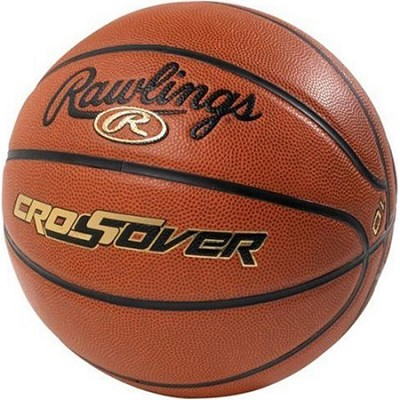 Crossover 29.5 inch Mens Leather Basketball