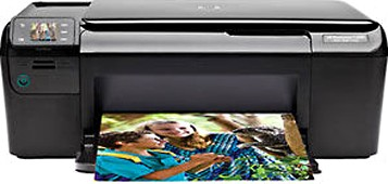 Photosmart C4680 All-in-One Printer