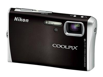 Coolpix S52c Wi-Fi Digital Camera (Black)