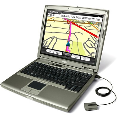 Mobile PC Navigation for your Laptop or UMPC w/ GPS 20x