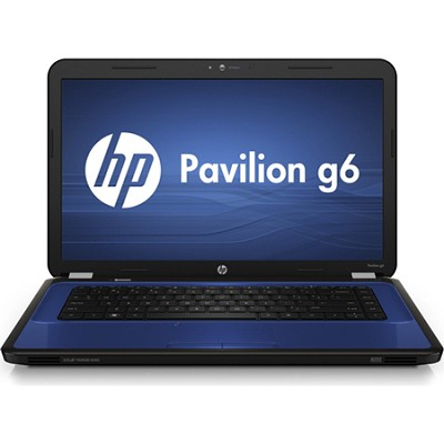 Pavilion 15.6` G6-1A60US Notebook PC AMD Athlon II Dual-Core Processor P360