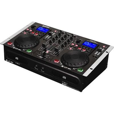 CDM-3610 Dual CD Mixing Console - OPEN BOX