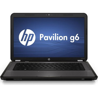 Pavilion 15.6` G6-1B60US Entertainment Notebook PC - AMD Dual-Core A4-3300M