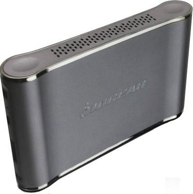 2.5` eSATA 3Gbps / USB 2.0 Combo ION Drive Enclosure - GHE7125S3 - OPEN BOX