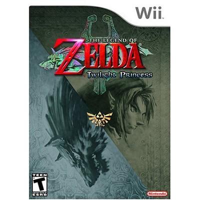 Wii The Legend of Zelda: Twilight Princess