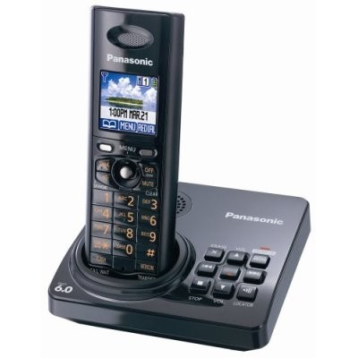 KX-TG8231B DECT 6.0  ( 1 Handset Included )
