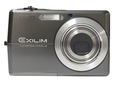 EX-Z700 7 MP with 3X Optical Zoom, Super Bright Hi-Res. 2.7` LCD (Graphite Gray)