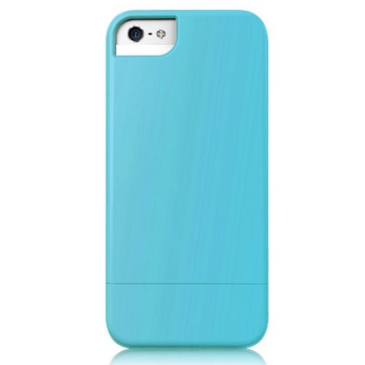 Protective Slider Case for iPhone 5 Blue
