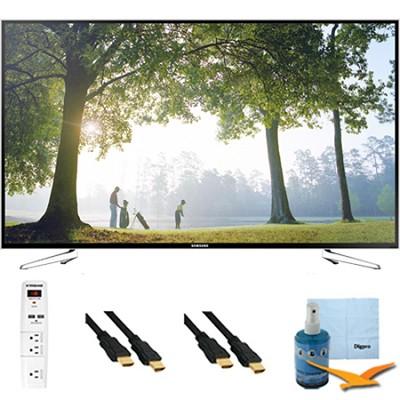 UN75H6350 - 75` HD 1080p Smart HDTV 120Hz with Wi-Fi Plus Hook-Up Bundle