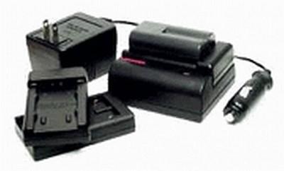 VBC-201P AC/DC Charger For Nikon EN-EL1