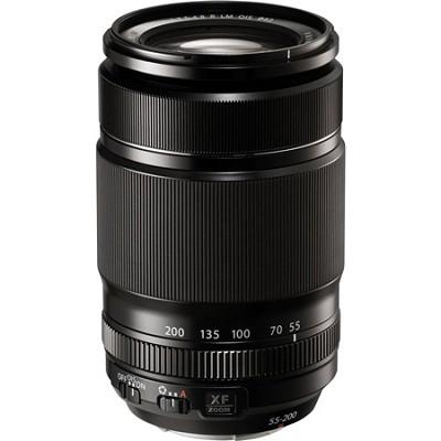 Fujinon XF 55-200mm (82.5-300mm) F3.5-4.8 R LM OIS X-Mount Lens