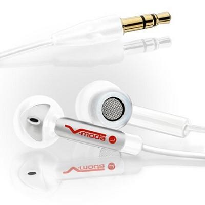 Bass Freq Earbuds - Platinum White