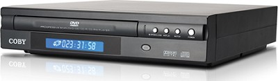 DVD514 Compact 5.1-Channel DVD Player