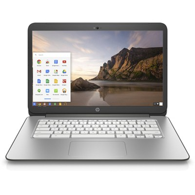 Chromebook 14-x050nr 14` LED  Touchsreen Notebook - OPEN BOX