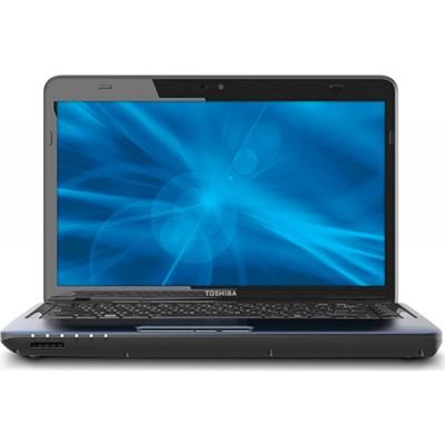 Satellite 14.0` L745D-S4230 Notebook w/ AMD Quad-Core Processor 4GBRAM, 640G HDD