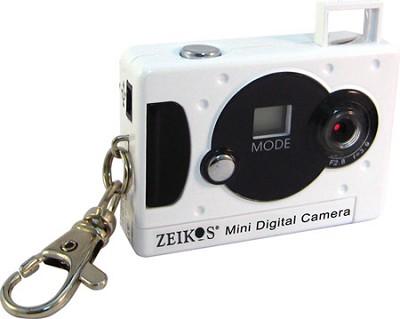 KDC31 Keychain Digital Camera (White)
