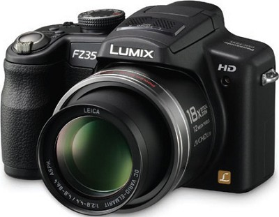 Lumix DMC-FZ35K 12.1 Megapixel 18x Zoom Digital Camera **OPEN BOX**