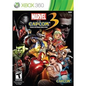 Marvel vs. Capcom 3: Fate of Two Worlds XBOX 360