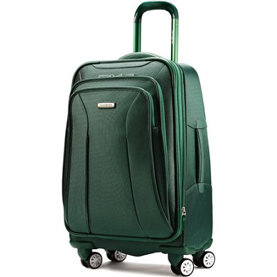 Hyperspace XLT Spinner 21 Exp Luggage Suitcase - Ivy Green