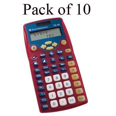 Math Calculator Teacher Kit - 10/TKT/2L1/A