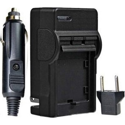 AC/DC Rapid Universal battery charger for Canon NB-6L Batteries