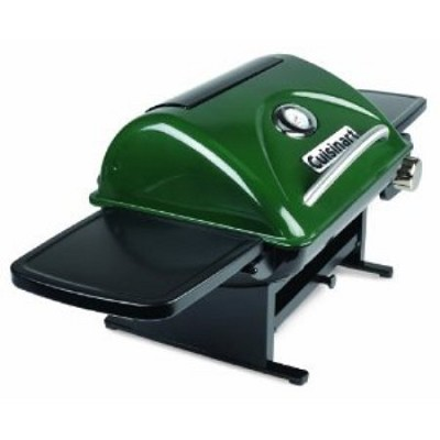 CGG-220 All Foods 15,000-BTU Tabletop, Portable Gas Grill - TORN BOX