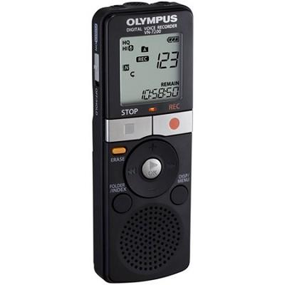VN-7200 - 2GB Digital Voice Recorder - OPEN BOX