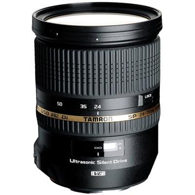 SP 24-70mm f2.8 Di VC USD Lens for Nikon Mount (AFA007N-700) Refurbished