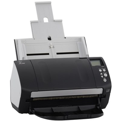 Fi-7160 Sheetfed Color Scanner with Auto Document Feeder, PA03670-B055