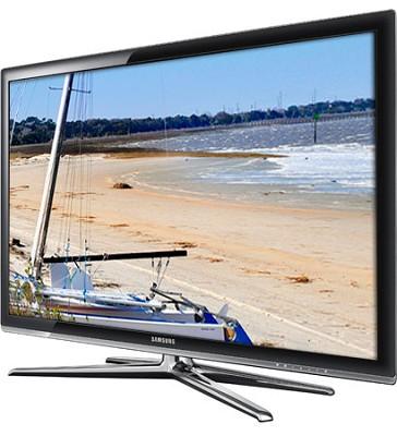UN40C7000 - 40 inch 3D 1080p 240Hz LED HDTV - OPEN BOX