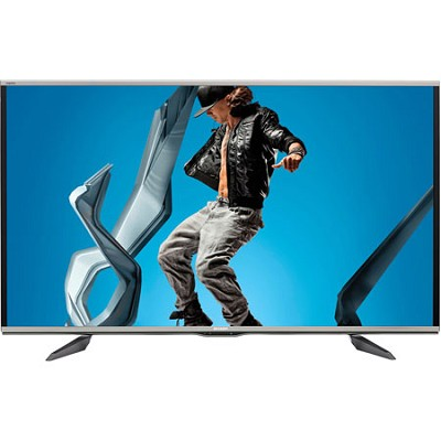 LC70UQ17U - 70` Q+ LED HDTV 1080p 240Hz THX 3D WiFi Bluetooth (Aluminum)