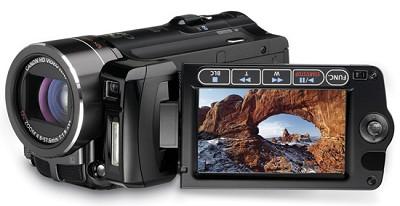 VIXIA HF10 Flash Memory Camcorder W/ 16GB Internal Drive