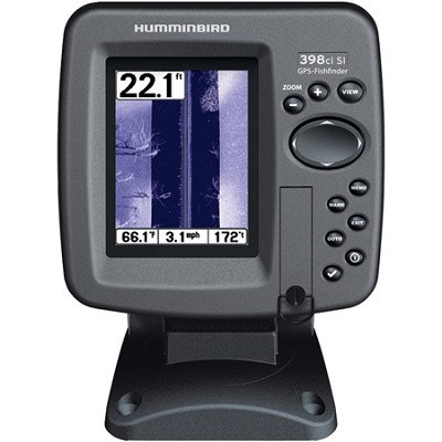 398CI SI Combo GPS/Fish-Finder