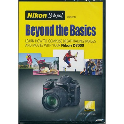 Nikon School Presents Beyond The Basics DVD