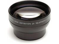 37mm High Definition Pro 2x Telephoto Conversion Lens (Black)