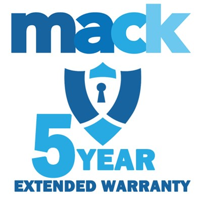 5 Year Warranty Certificate for TVs Priced up to $5000 (1410)