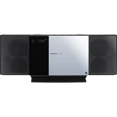 SC-HC35 Compact Wall Mountable Stereo System with iPod & iPhone dock - OPEN BOX
