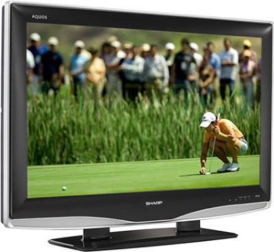 LC-46D43U - AQUOS 46` High-definition LCD TV