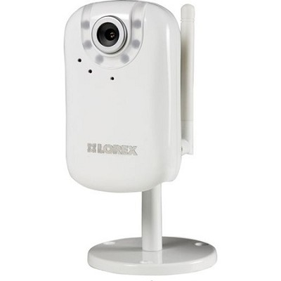 LNE3003i Wireless Network Easy Connect Security Camera (White)